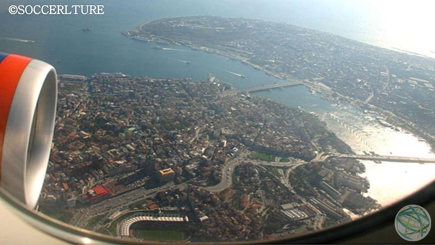 アタトゥルク空港(イスタンブール)